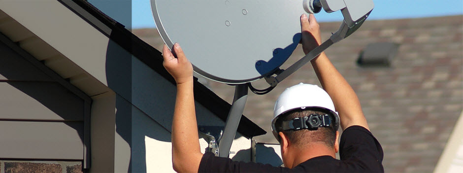 Ремонт спутниковых антенн в Донецке