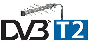Цифровое эфирное телевидение DVB-T2